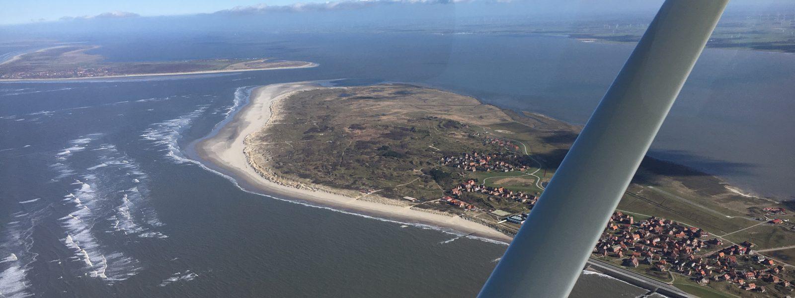 Fliegen in Schleswig Holstein